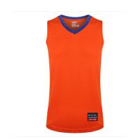 男球队球衣训练比赛服装运动篮球服运动背心印号印字吸汗速干定制