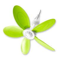 中联电风扇FG10-33 家用迷你静音 电扇 风扇 小风扇 学生儿童 蚊帐吊扇 绿色