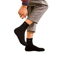 8双加厚男袜冬季纯色棉袜韩版加绒保暖袜毛圈毛巾袜子男毛袜子厚袜子