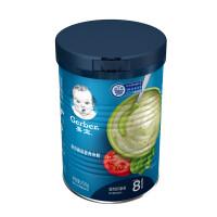 嘉宝混合蔬菜营养米粉250g(较大婴儿幼儿,8-36个月)