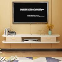 客厅电视机机顶盒架壁挂置物架卧室隔板墙上机顶盒架子电视柜 组装