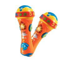 伟易达vtech宝贝麦克风 唱歌说话婴儿话筒音乐玩具生日礼物