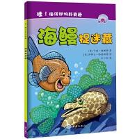 哇!海洋动物好有趣--- 海鳗捉迷藏