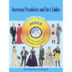 【预订】American Presidents and First Ladies [With CDROM]