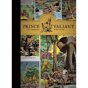 【预订】Prince Valiant Volume 3: 1941-1942 预订商品,需要1-3个月发货,非质量问题不接受退换货。