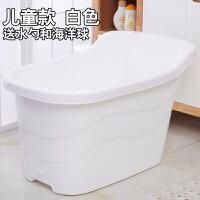 新生婴儿浴盆宝宝塑料洗澡桶儿童浴桶特大号加厚洗澡盆小孩沐浴桶
