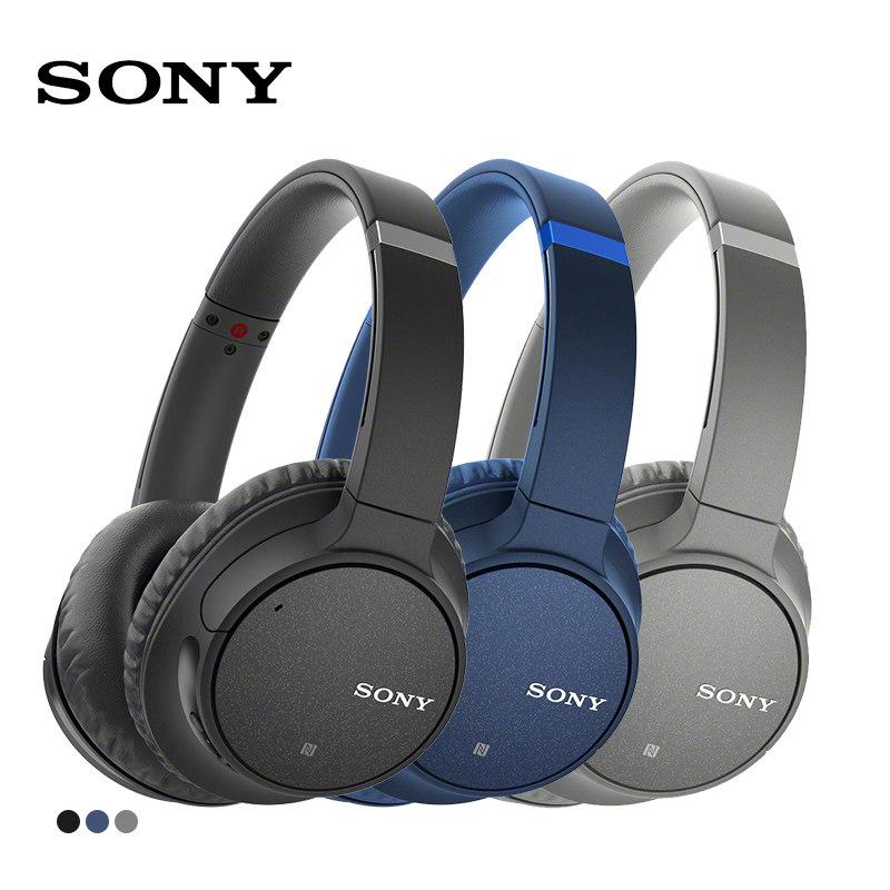 Sony/索尼 WH-CH700N 头戴式无线蓝牙降噪耳机 手机带麦通话线控 无线降噪,超长续航,佩戴舒适 ,音质不俗