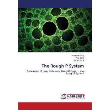【预订】The Rough P System 美国库房发货,通常付款后3-5周到货!