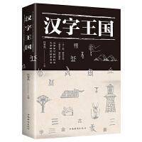 汉字王国详解汉字剖析每个字起源和演变详细过程社会科学语言文字