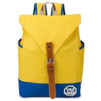 学院风双肩包女士休闲中学生书包旅行背包女包大容量