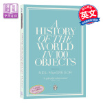 大英博物馆世界简史 英文原版 a history of the world in 100 objects 企鹅出版社 Penguin