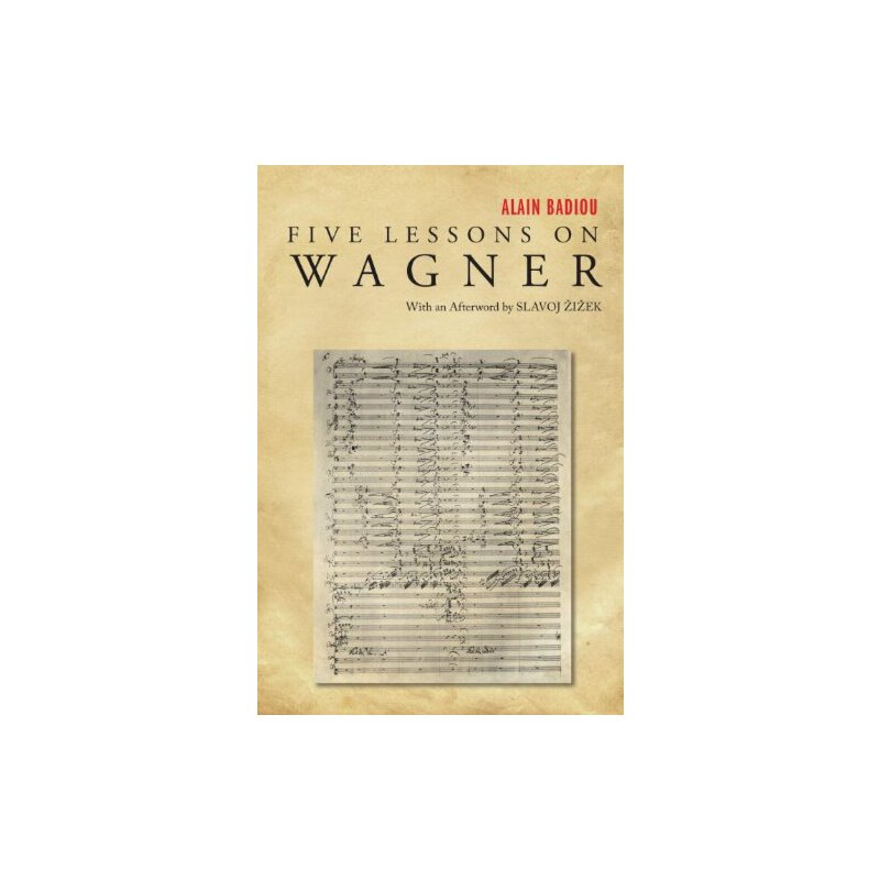 Five Lessons on Wagner [ISBN: 978-1844674817] 美国发货无法退货,约五到八周到货