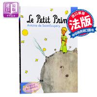 预售 【中商原版】小王子 法文原版 小说 经典名著Le Petit Prince Antoin【法国法文版】小王子 法文原e de Saint-Exupery Editio
