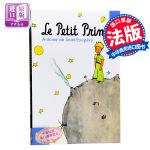 预售 【中商原版】小王子 法文原版 小说 经典名著Le Petit Prince Antoin【法国法文版】小王子 法文