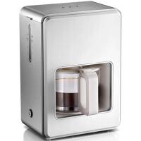 家用自动美式煮咖啡保温咖啡壶咖啡机1.2L