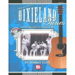 【预订】Dixieland Tunes for Fingerstyle Guitar [With CD]