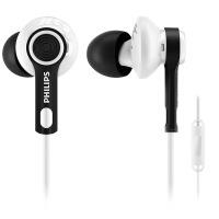 飞利浦/PHILIPS SHQ2305 入耳式耳机 防汗跑步运动耳麦耳机 线控重低音