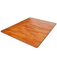 韩国碳晶地暖垫子客厅电热地毯家用移动地板加热暖脚地热垫
