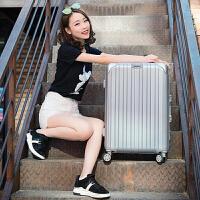 韩版小清新密码箱包皮箱铝合金拉杆箱子大学生网红行李箱少女可爱