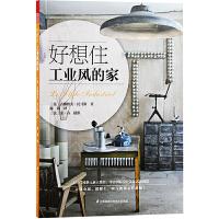 好想住工业风的家 空间搭配技巧 硬装软装色彩搭配风格 生态环保 室内设计书籍