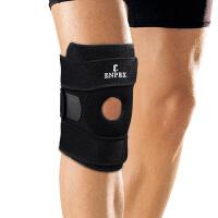 乐士ENPEX 可调整运动安全护具护膝 2214 护膝 均码单只装