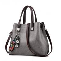袋鼠女包包女式欧美时尚百搭手提斜挎包包大容量