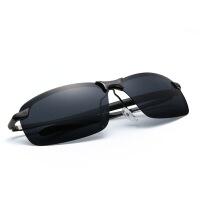 太阳镜男士偏光眼镜近视眼睛墨镜时尚个性潮人司机驾驶开车钓鱼镜