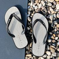 韩版人字拖男士防滑凉拖鞋外穿个性潮流夹脚室外沙滩鞋男休闲