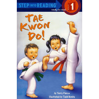Tae Kwon Do! (Step into Reading, Step 1) 跆拳道 ISBN 978037583
