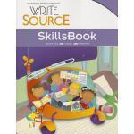 【预订】Write Source: Skillsbook Student Edition Grade 1