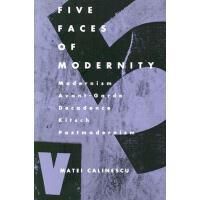 【预订】Five Faces of Modernity-Pa