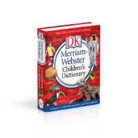 【中商原版】Merriam-Webster Children'sDictionary韦氏儿童词典