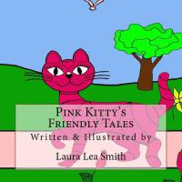 【预订】Pink Kitty's Friendly Tales