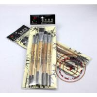京潮港【莫奈】莫奈MONET837短木杆水粉画笔/油画笔/水彩画笔
