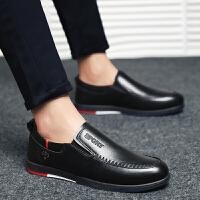 【加绒保暖】罗兰船长  潮流休闲皮鞋商务男皮鞋