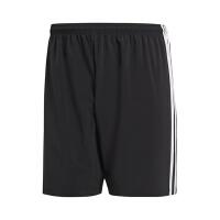 adidas阿迪达斯男短裤运动跑步透气舒适梭织短裤CF0709