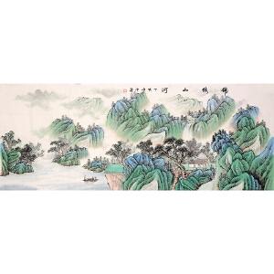 高雪涛《锦绣山河》