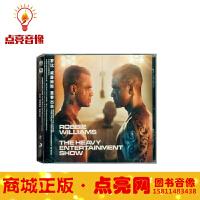 欧美流行 罗比威廉姆斯 重拳出击 正版CD