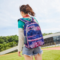 皮肤包 轻便男女款旅行背包户外双肩包登山包防泼水便携超轻书包