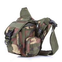 云博 新款 相机包 军迷战术鞍包 腰包 户外休闲 单肩斜挎背包
