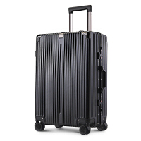 【酷夏轻旅】OSDY时尚拉杆箱万向轮托运铝框箱学生行李箱20寸登机箱24寸26寸箱子