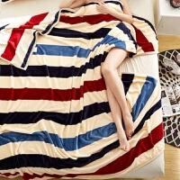 被子冬季被子薄加绒毯绒毯双人双面毛毯床单毛绒毯子毛毛...米床
