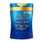 美赞臣蓝臻幼儿配方奶粉 2段(6-12月龄) 20倍乳铁蛋白 荷兰进口900克罐装新旧包装交替