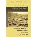 【预订】War and Society in Colonial India