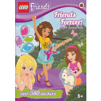 LEGO Friends: Friends Forever Sticker Activity 乐高好朋友系列 ISBN