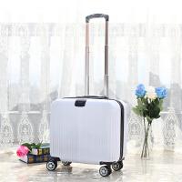 新款定制19寸万向轮登机箱旅行箱女拉杆箱男商务小行李箱学生电脑皮箱