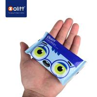 Zolitt 卓理 婴儿手口柔湿巾便携装儿童宝宝迷你湿纸巾8抽/8片5包40片