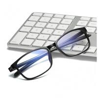 明星同款平光眼镜电焊激光防护防尘防风沙蓝光无度数男