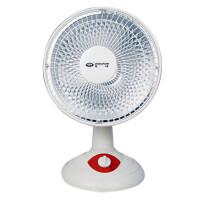 先锋电热扇电暖风电暖器取暖器小太阳速热节能摇头防烫网防水设计浴室居室两用白色NSB-8DQ5