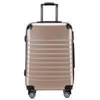 行李箱中学生拉杆箱拉链旅行箱包万向轮男女20寸登机箱22寸24寸